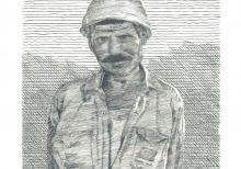 A Stevedore of Karachi, Pakistan