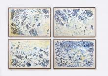 My Wake Series, arrangement of four