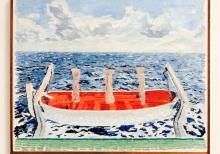 Ships Lifeboat