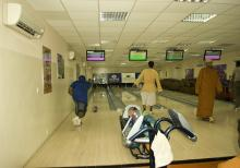 Bowling in Oman