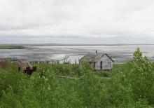 Graveyard Point, Alaska