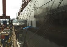 Shipyard, Tuas Singapore